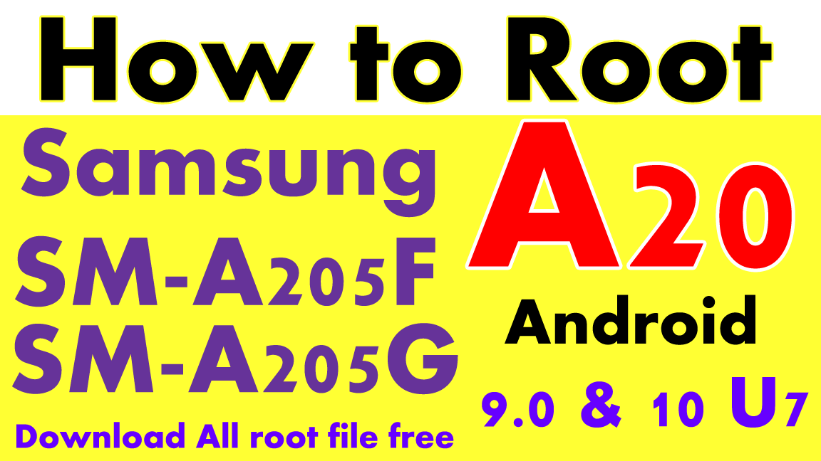 a20 root